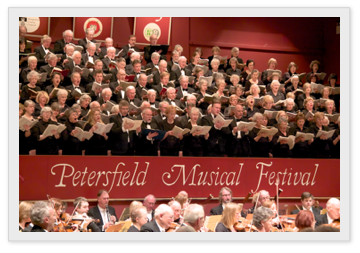 Petersfield Musical Festival Choral Concert 2012