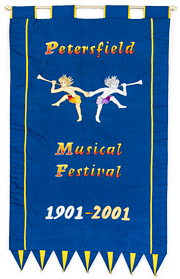 Petersfield Musical Festival Banner
